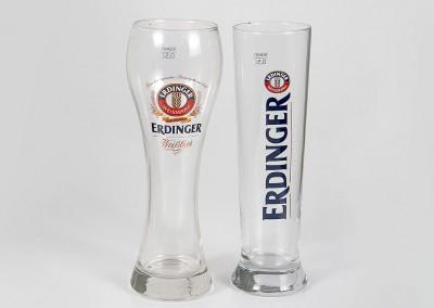 Erdinger Gläser