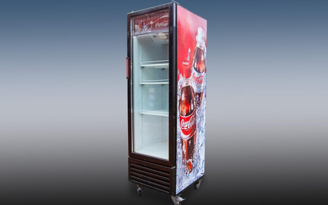 Kühlschrank Coca-Cola