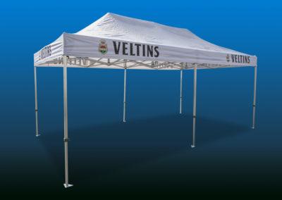 Veltins-Pavillon (3x6m)