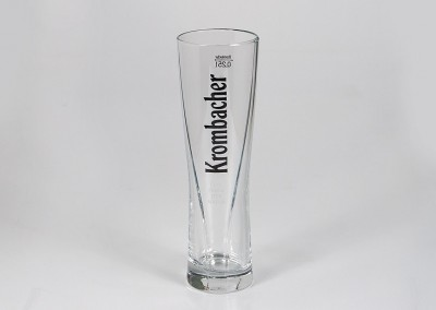 Krombacher Glas