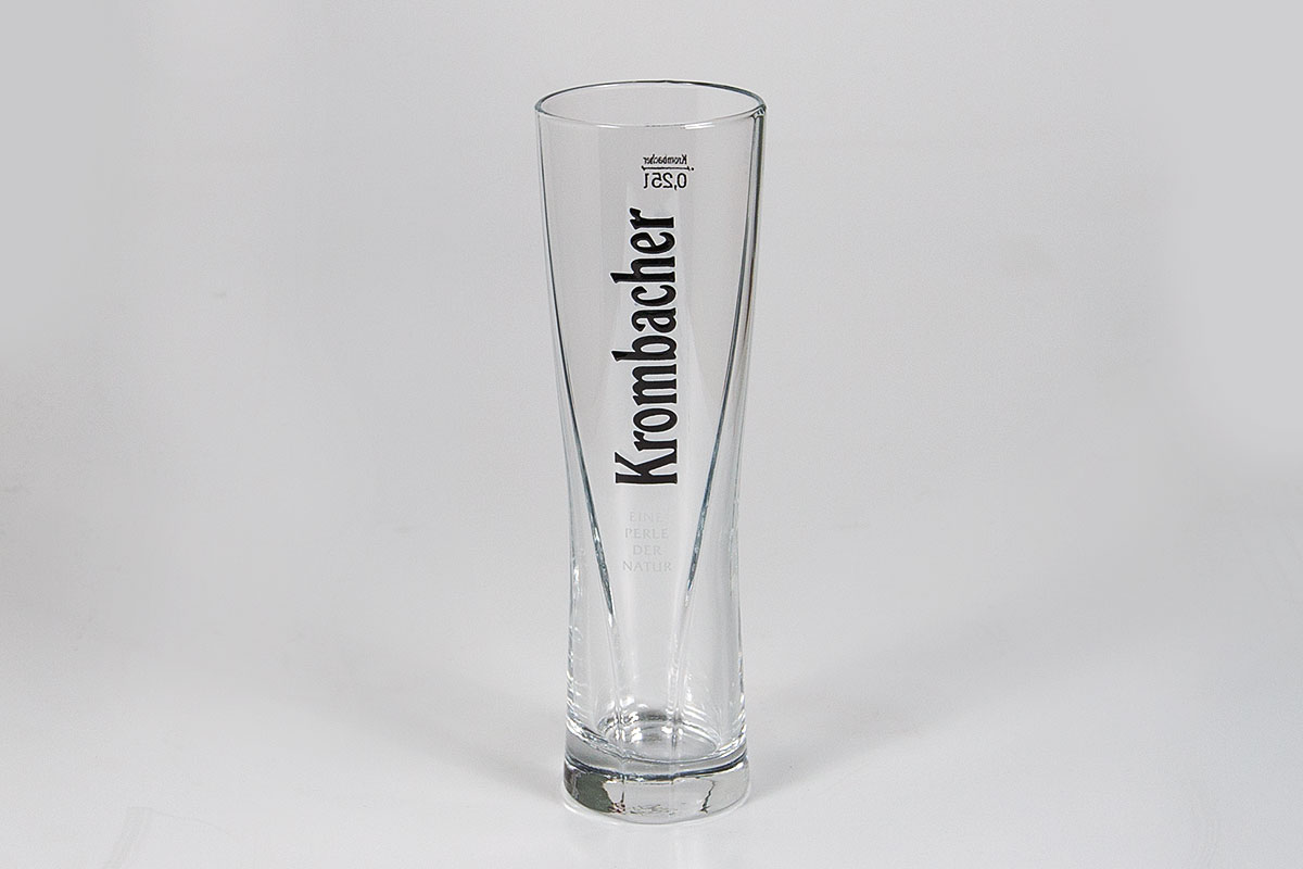 Krombacher Glas | Getränke-Hölscher