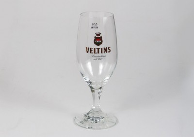 Veltins Glas
